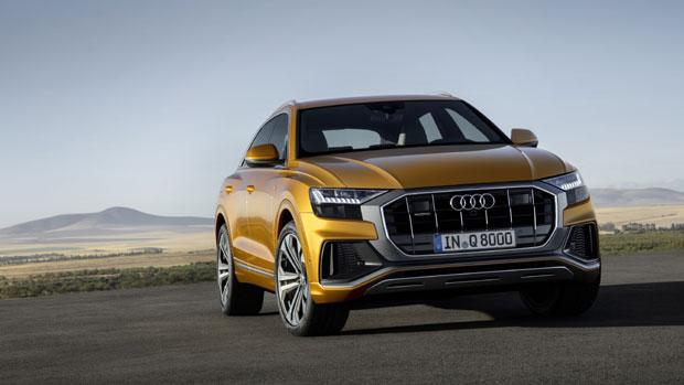 Novo lice Q – porodice: Audi Q8 u Srbiji