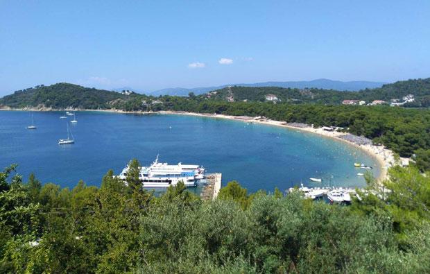 Skijatos - biser Egejskog mora sa čak 66 plaža
