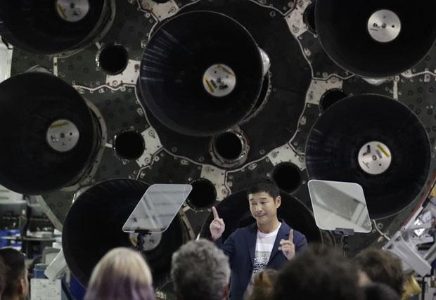 Japanac prvi turista na Mesecu (FOTO/VIDEO)