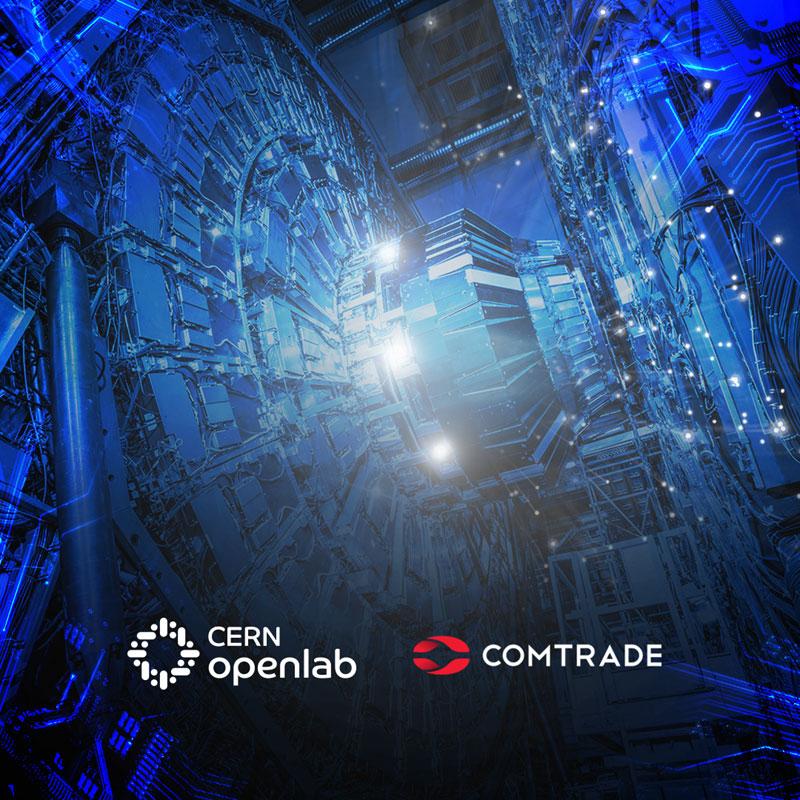 CERN openlab i Comtrade potpisali sporazum o sistemima EOS