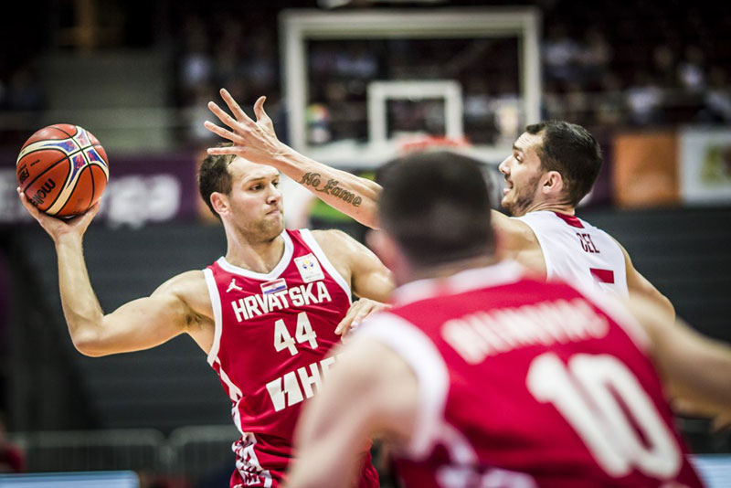 Bojan Bogdanović Foto: FIBA
