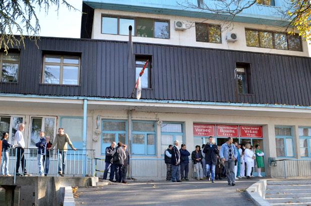 Devojčica je preminula u vršačkoj bolnici / Foto Arhiva Novosti