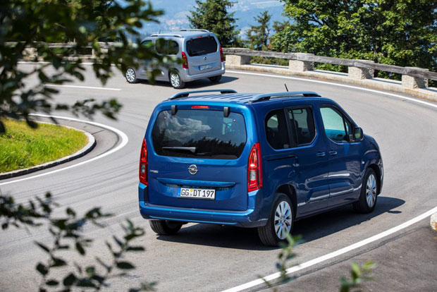 Opel Combo Life za titulu