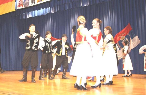 Štutgart: 'Moravci' pevaju već 20 godina