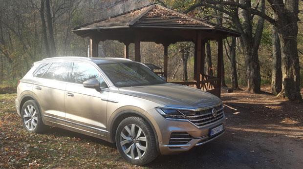 Volkswagen Touareg: 'Carska kočija' iz Volfsburga