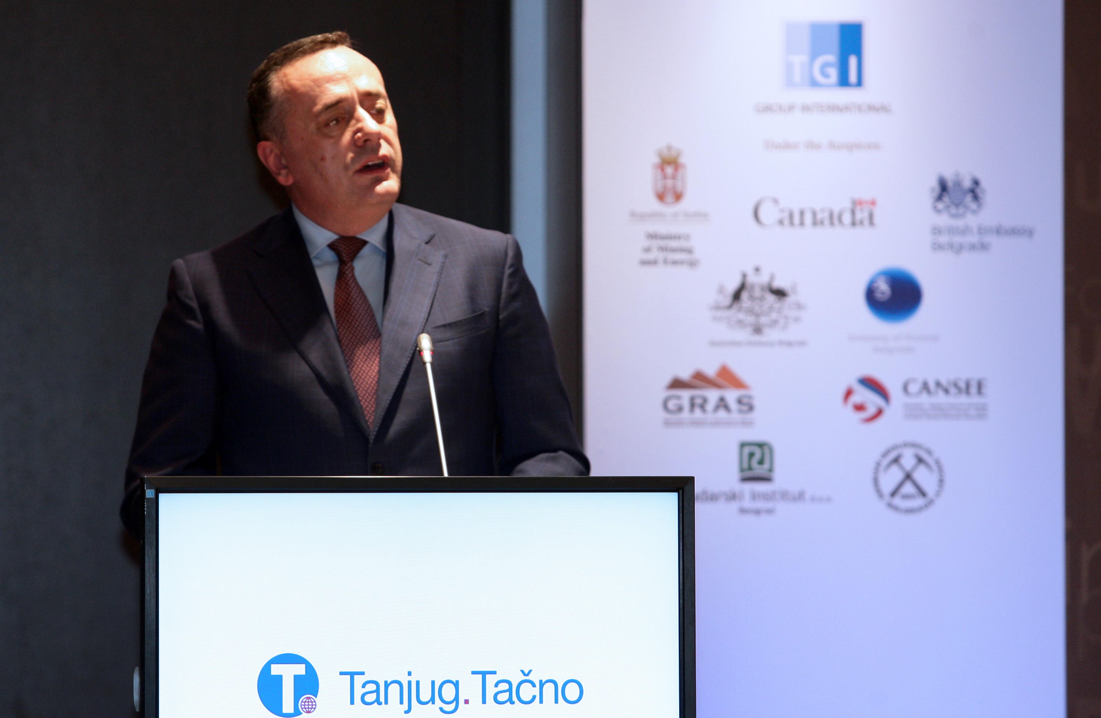 Antić: Možemo da budemo jedan od vodećih proizvođača bakra u Evropi