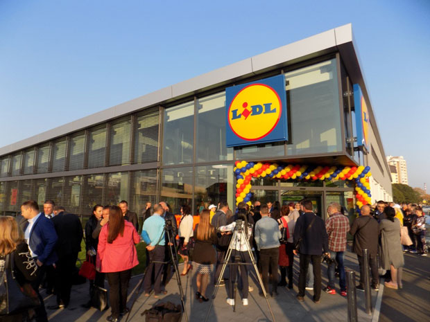 ''Lidl'' 22. novembra otvara prodavnice u još četiri grada u Srbiji