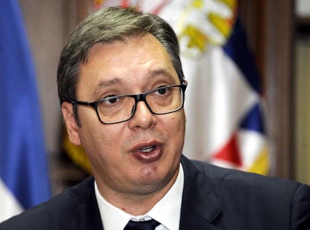 Vučić o Kosmetu: Albancima sve dozvoljeno