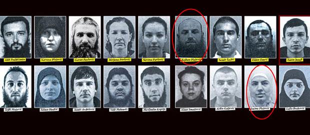 Islamski ekstremisti iz Sandžaka, Rejhan Plojović i njegova supruga Emina su zaokruženi