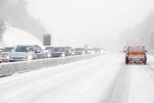 Upozorenje Rhmz Povećanje Snežnog Pokrivača Od 10 Do 20