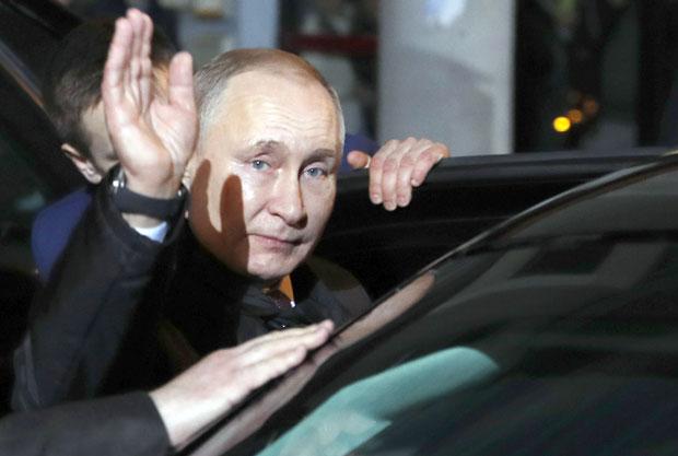10ef7e8abafcf ZAVRŠENA POSETA PREDSEDNIKA RUSIJE  Vučić ispratio Putina (FOTO+ ...