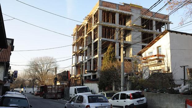 Borba Protiv Divlje Gradnje Beograd Novosti Rs
