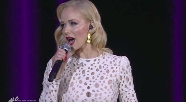 Dodela Mac Nagrada Najbolji Muški Izvođač Je Toni Cetinski Marija