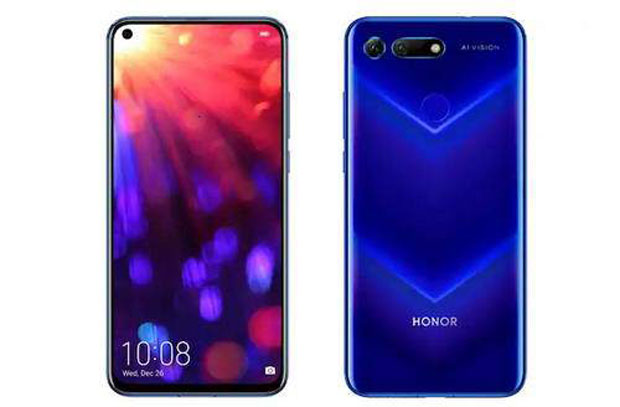 Prvi flegšip telefon u 2019. godini – HONOR View 20