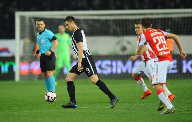 Kraj Crvena Zvezda Partizan 11 Fudbal Novostirs