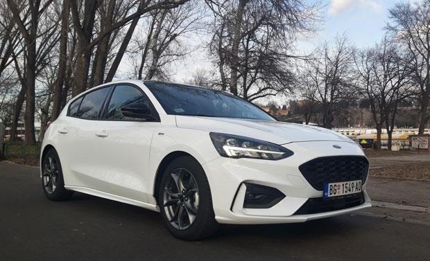 Opet u vrhu: Novi 'Ford fokus'