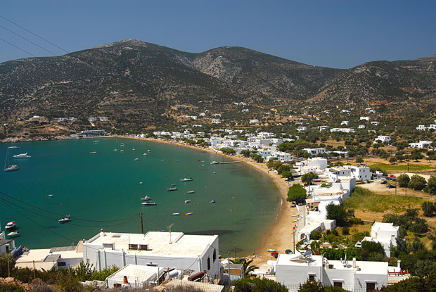 Grčka ostrva: Raj počinje na slovo S