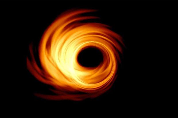 Neverovatno naučno dostignuće: Prva fotografija crne rupe