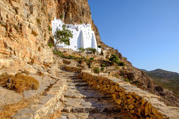 Amorgos: Veliko plavetnilo u Egeju