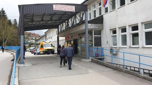 Rezultat slika za Zabranjene posjete pacijentima u Opštoj bolnici Prijepolje