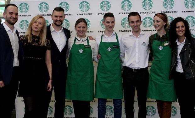 Otvoren prvi Starbaks u Srbiji