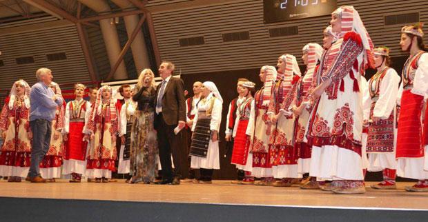 Folkloraši sa Kosova oduševili dijasporu