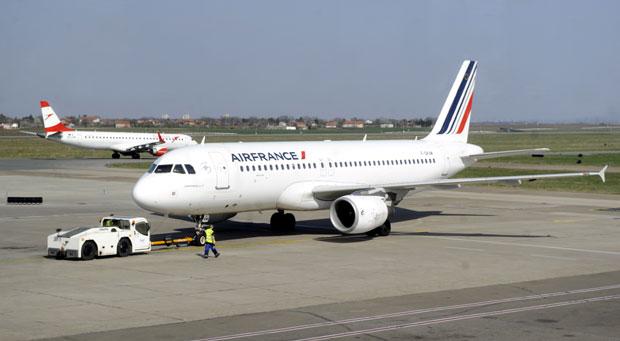 Er Frans letovi Pariz Beograd