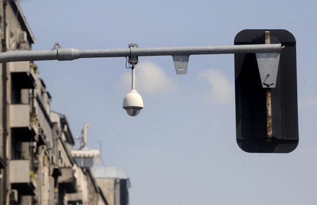Nove Saobracajne Kamere U Beogradu Ukupno Ce Ih Biti 1 000