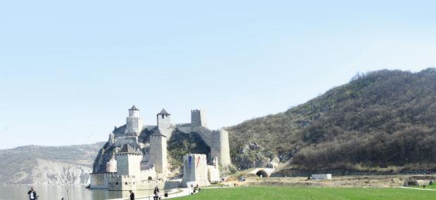 Obnovljena Golubačka tvrđava Foto Tanjug