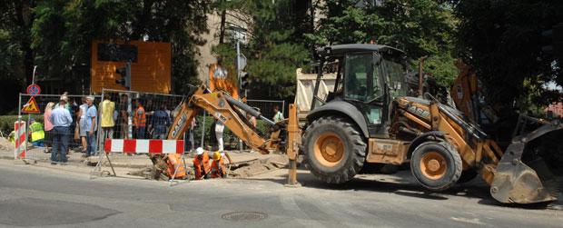 Zamena Dotrajalih Cevi Planirana Rekonstrukcija Mreze Na Starom