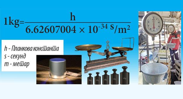 POSLE 130 GODINA: Kilogramu nova formula