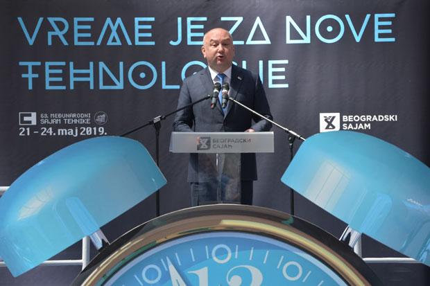 Popović: Naš pogled uprt je u digitalnu budućnost