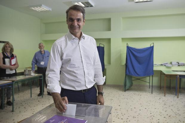 Posle debakla Ciprasa: Povratak političkoj dinastiji