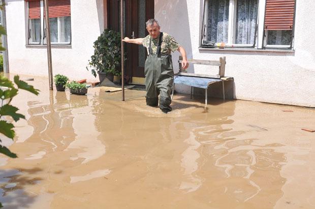 Od potopa šteta 25 miliona evra