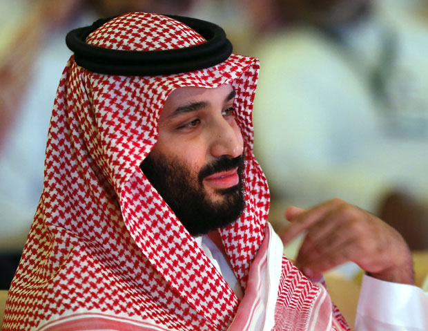 AP Photo /  Muhamed bin Salman