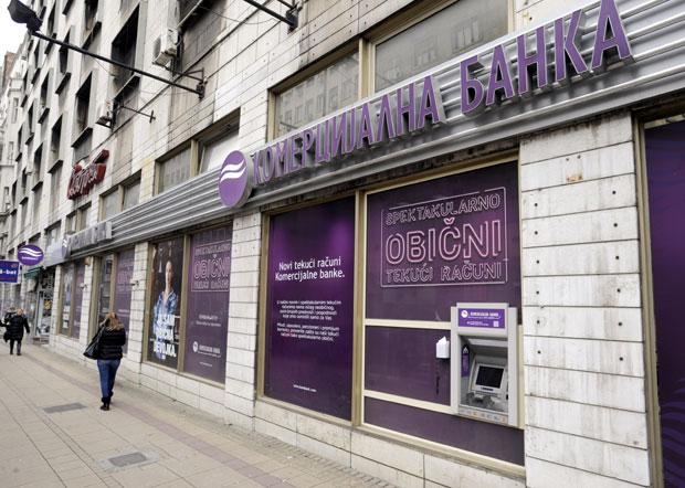 Komercijalna banka: Gotovinski krediti i krediti za refinansiranje