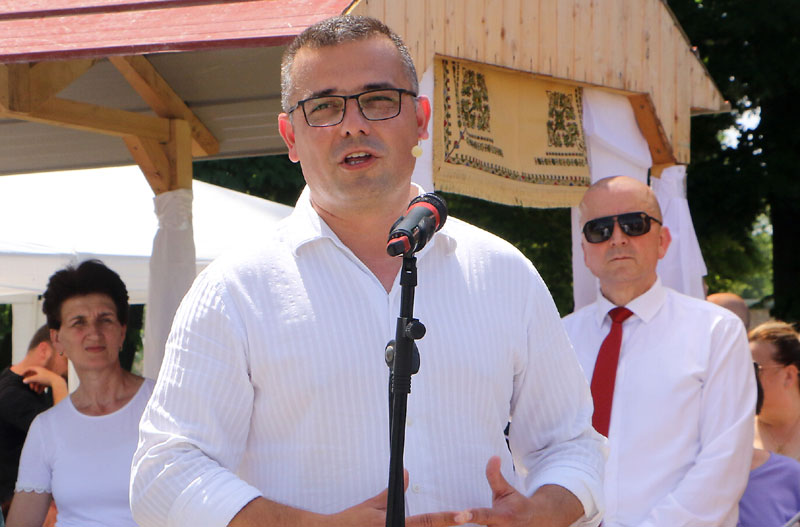 Nedimović: Otvara se tržište Kine za mleko iz Srbije