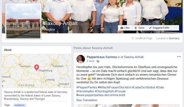 Nemačka savezna država zatvara Fejsbuk nalog zbog nedozvoljene obrade podataka