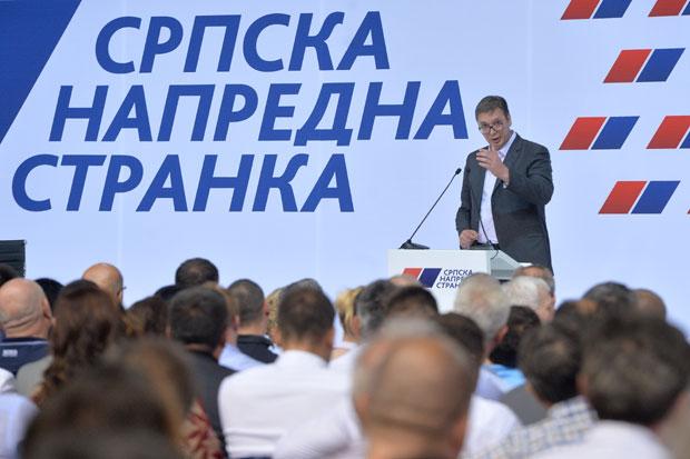 Vučić: Izbori krajem marta, početkom aprila, želim da razgovarate sa narodom