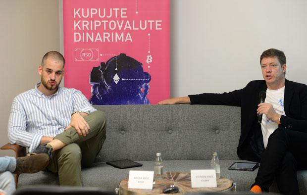 Počelo trgovanje kriptovalutama u srpskim dinarima