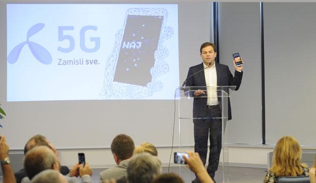Puštena u rad prva 5G bazna stanica u NTP Beograd