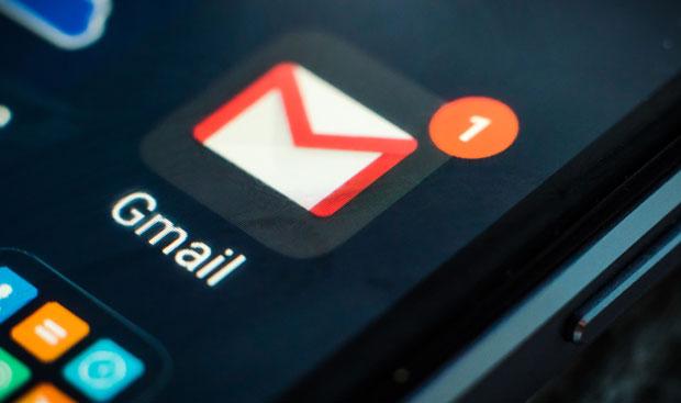 """Stiže Gmail """"zavijen u crno"""""""