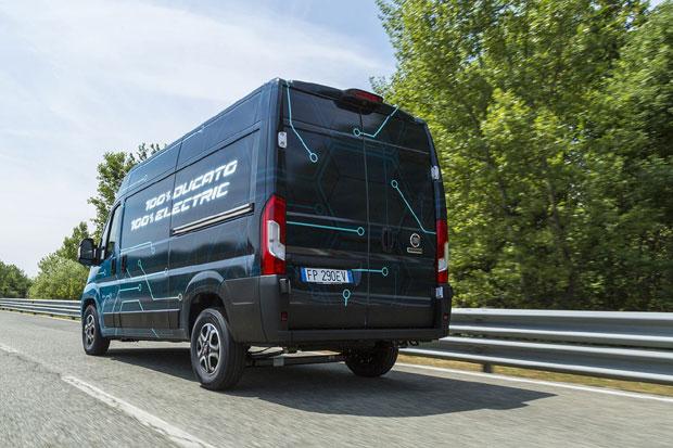 Svetska premijera 'ducato electrica': 'Fiat profesional' i na struju