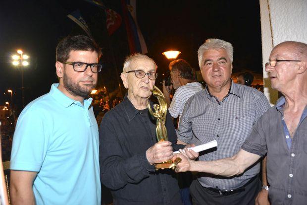 Puriši Đorđeviću uručena nagrada za životno delo