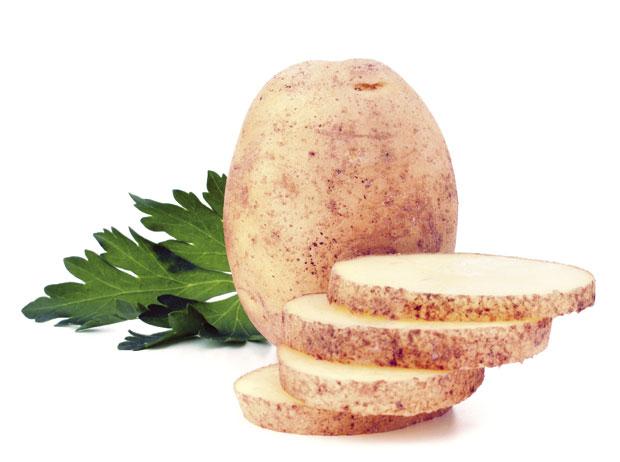 Kurkuma i krompir čine čuda za kožu