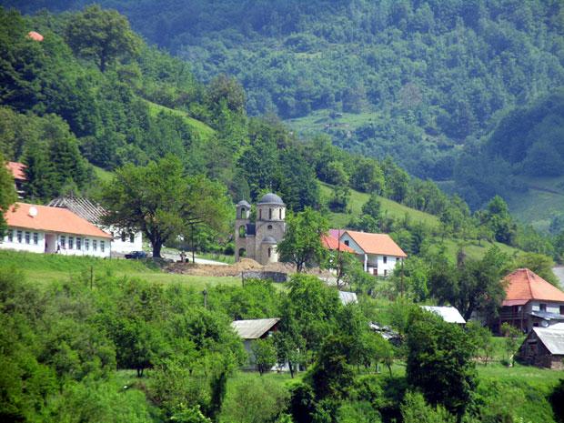 Велика, подчакорско село у плавској општини, Фото М. Секуловић