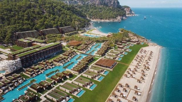 RASKOŠ NA OBALI TURSKE: Osetite se privilegovano u najekskluzivnijem hotelu Kemera