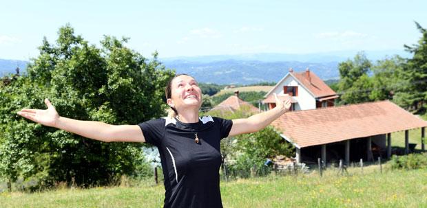 Marija Ivanović  Foto D. Milovanović