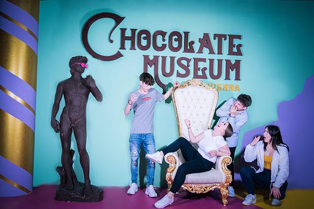 Srbi Bečlijama objašnjavaju istoriju čokolade
