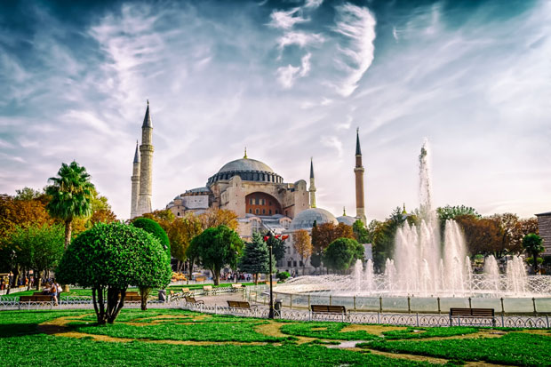 24 sata Istanbula: Kafa, ratluk i miris Vizantije